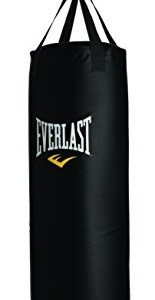 Everlast-4657-Sac-de-frappe-polycanvas-noir-0-1