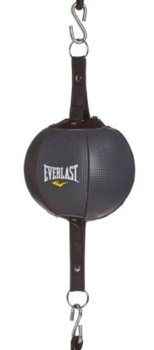 Everlast-Double-End-Striking-Bag-Poire-double-attache-Noir-0