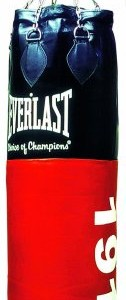 Everlast-Sac-de-frappe-Rouge-130-cm-0