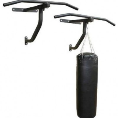 Structure-pour-le-tractions-et-pour-accrocher-le-sac-de-frappe-Chin-Pull-Up-Bar-KoolooK-avec-Support-pour-sac-de-boxe-0