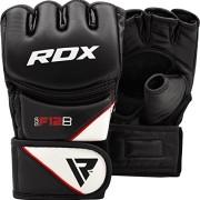 RDX-Maya-Hide-Cuir-MMA-Gants-Entrainement-Art-Martiaux-UFC-Sac-De-Frappe-Combat-Sparring-Kickboxing-0