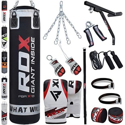 RDX-Sac-de-Frappe-Rempli-Lourd-MMA-Punching-Ball-Muay-Thai-Arts-Martiaux-Kickboxing-Kit-Boxe-Avec-Gants-Chaine-Suspension-support-Mural-Punching-Bag-0