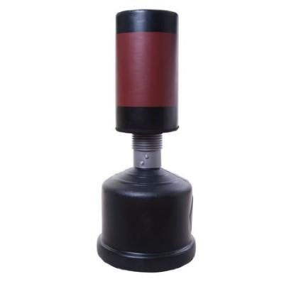 SAC-DE-FRAPPE-BOXE-AUTOPORTANT-PUNCHING-BALL-HAUTEUR-REGLABLE-160-185CM-NEUF-44-0
