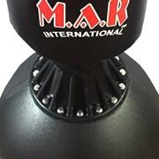 Sac-de-frappe-couleur-rougenoir-pour-Arts-martiaux-MMA-boxe-0-0