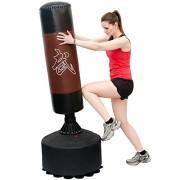 Sac-de-Frappe-sur-Pied-autoportant-170-cm-de-haut-sac-lourd-de-boxe-arts-martiaux-kick-boxing-combat-entranement-pour-adultes-avec-support-de-sol-noir-0-0