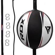 RDX-Vachette-Double-End-Bag-Corde-Attache-Poire-de-Vitesse-Boxe-Frappe-Entrainement-MMA-Speed-Ball-Muay-Thai-0-0
