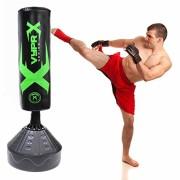Sac-de-frappe-sur-pied-17-m-pour-boxe-kick-boxing-MMA-boxe-thai-arts-martiaux-Green-0-0