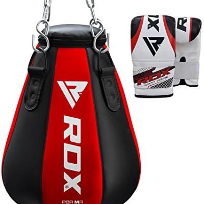 RDX-Boxe-Uppercut-Angle-Mas-Sac-De-Frappe-Lourd-Rempli-MMA-Pied-Poing-Kickboxing-Muay-Thai-0