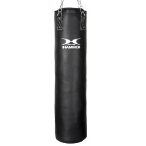 Hammer-93209-Sac-de-frappe-Noir-100-cm-0