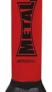 METAL-BOXE-MB454-Sac-de-Frappe-Mixte-Adulte-RougeNoir-0