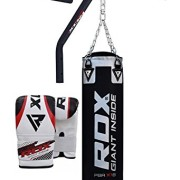 RDX-Sac-de-Frappe-Barre-Traction-Rempli-Support-Mural-Lourd-MMA-Punching-Ball-Muay-Thai-Arts-Martiaux-Kickboxing-Boxe-Gants-Chaine-Suspension-Punching-Bag-0-0