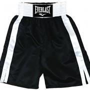 Everlast-Pro-boxing-trunck-Short-boxe-mixte-NoirBlanc-M-0