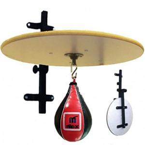 MADX-Plateforme-de-vitesse-rglable-et-pliante-avec-poire-en-cuir-Pour-entrainement-de-boxe-MMA-0
