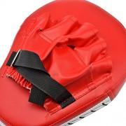 Pattes-dours-Cozyswan-Mitaines-de-Punch-en-Cuir-pour-BoxeTha-Taekwondo-Sport-de-Combat-0-0