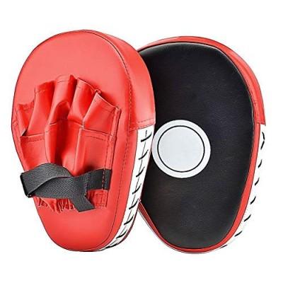 Pattes-dours-Cozyswan-Mitaines-de-Punch-en-Cuir-pour-BoxeTha-Taekwondo-Sport-de-Combat-0