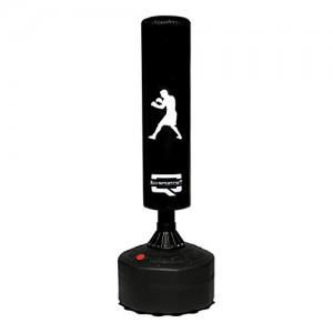 Q-Sports-Sac-de-frappe-ultra-rsistant-piedspoings-sur-pied-180-m-pour-Boxe-et-Arts-martiaux-0