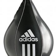 adidas-Poire-de-Vitesse-pour-Entrainement-en-Cuir-Maya-Noir-Petit-0